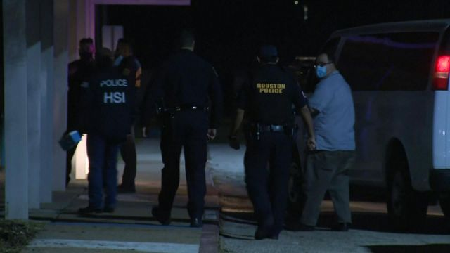 Dozens rescued from human smuggling operation, Houston police say
