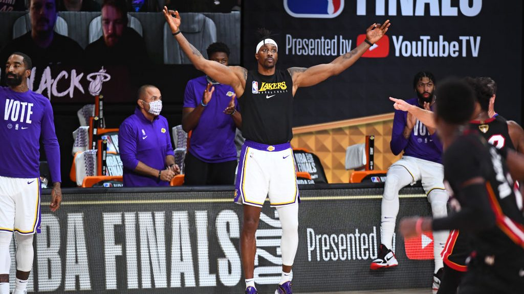 Dwight Howard on tweet: Lakers never offered me a contract, but I thought they did