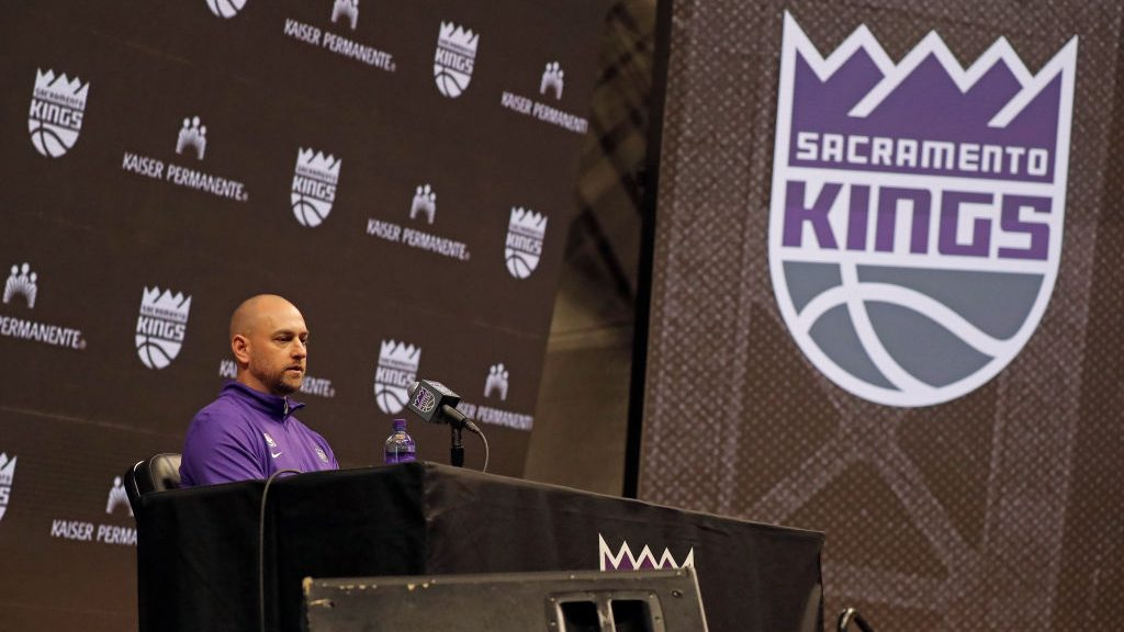 Front-office change, Tyrese Haliburton give Kings hope in long road ahead